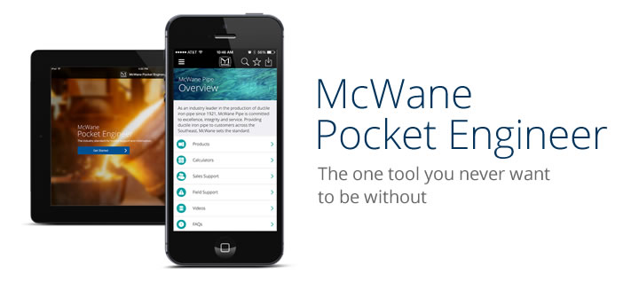 McWane Pocket Engineer